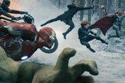 Marvel's Avengers: Age of Ultron Movie Review