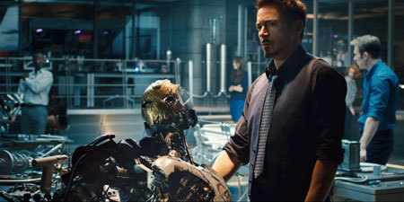 Tony Stark feels guilty for Ultron creation