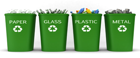 Find out what you should be recycling