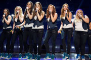 Hailee Steinfeld and Brittany Snow are Pitch Perfect