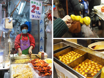 Curry fish balls aren't the only great street food to be found in Hong Kong!