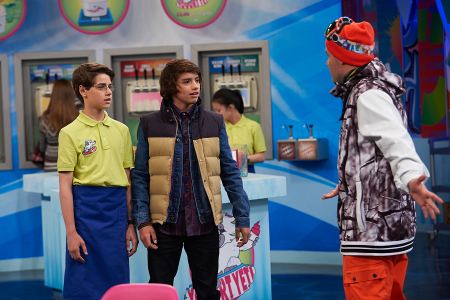 Jonny's dream episode of Max and Shred would feature a snowboarding celeb