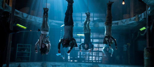 MAZE RUNNER: THE SCORCH TRIALS | FIRST Trailer Released!