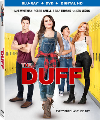 The Duff Blu-ray