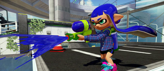 Splatoon – Start Inking!