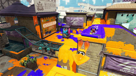 splatoon how to get perfect gear