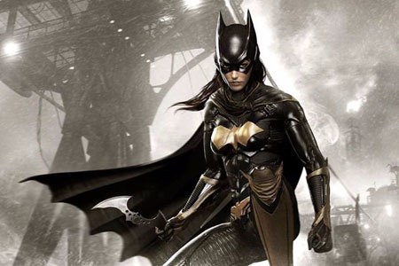 We know which Batgirl you'll play in Arkham Knight
