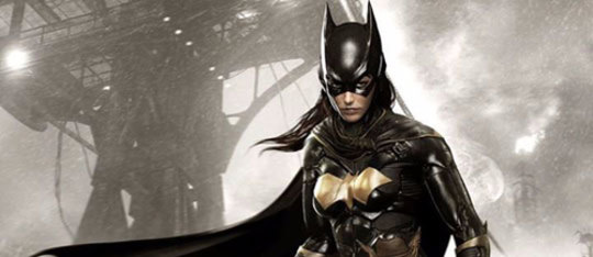 Who's Batgirl, Nintendo Rides and New Assassin's Creed