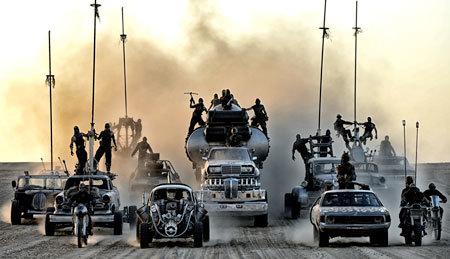 The crazy car armada
