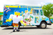 The Spongebob Treat Truck is on Tour!