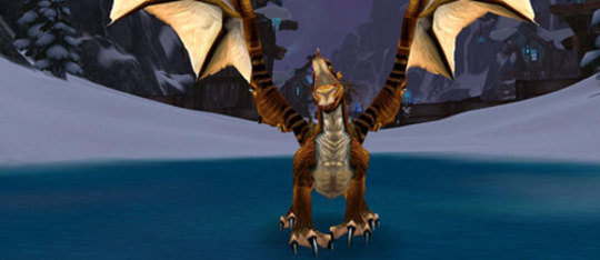 Feature world of warcraft feat