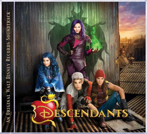 Disney's Descendants Soundtrack