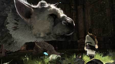 The Last Guardian is the cutest thing you've ever seen!
