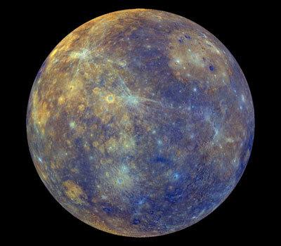Kid Facts About Mercury Plantet