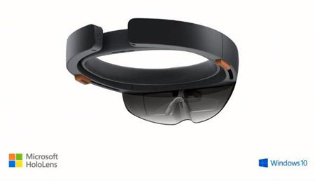 Microsoft's Hololens is heading to the International Space Station!
