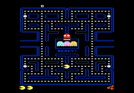 Classics don't get better than Pac-Man!