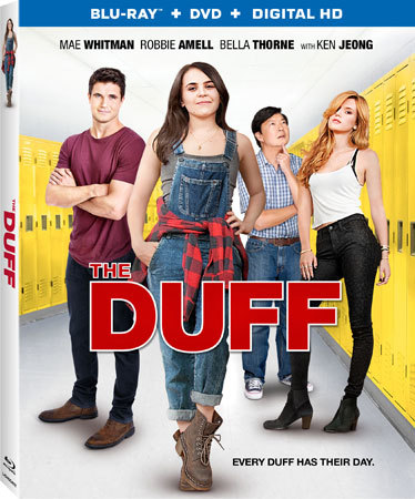 The Duff Blu-ray Cover