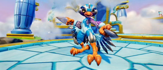 Feature skylanders superchargers feat