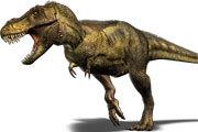 Preview tyrannosaur dino pre