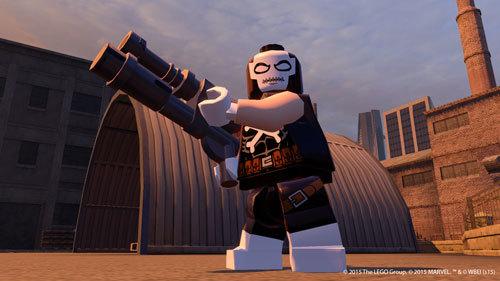 Super villain Crossbones