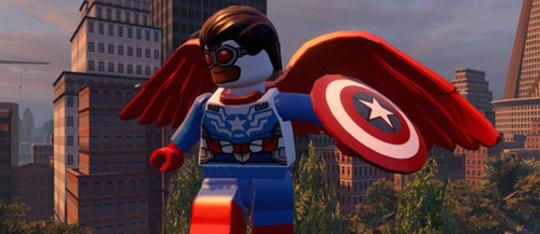 San Diego Comic-Con: LEGO Marvel's Avengers Reveal