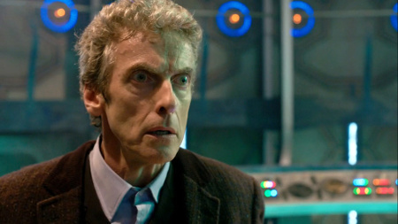 Peter Capaldi is back as the Twelfth Doctor