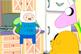 Adventure Time Snail Scavenger Hunt!