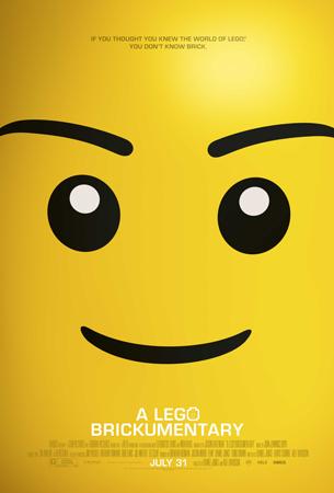 A LEGO Brickumentary Poster
