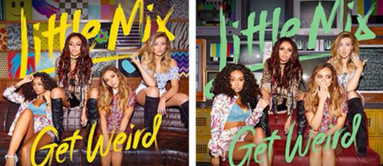 Little Mix Get Weird for New Album