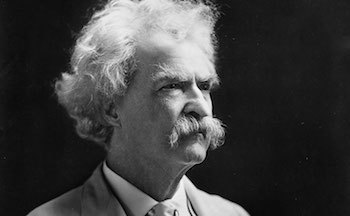 You could learn a thing or two from author Mark Twain!