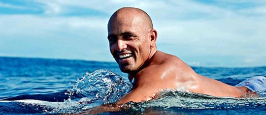 Kelly Slater Biography
