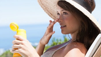 Have fun at the beach, but don't forget to take care of your skin!