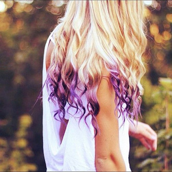 Thinking of dyeing your hair? Go for it!