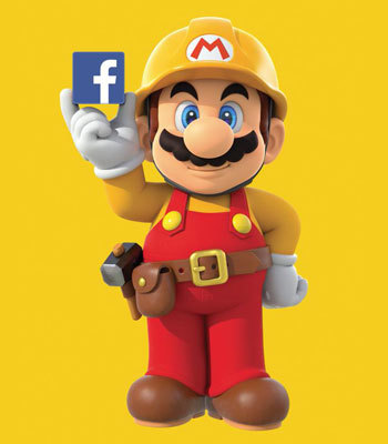 Are you excited for Super Mario Maker?