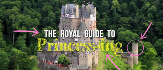 Exclusive: Royal Guide To Princessing Video