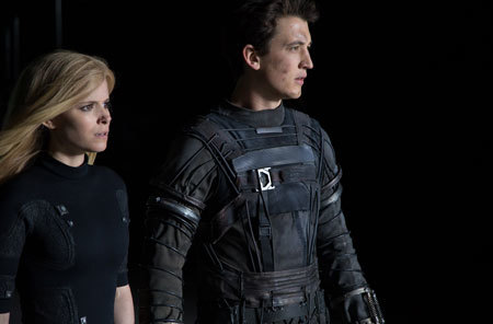 Sue Storm and Reed look to the future