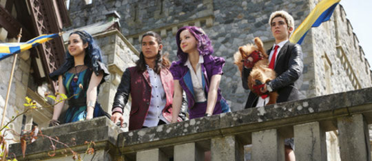 Descendants TV Movie Review