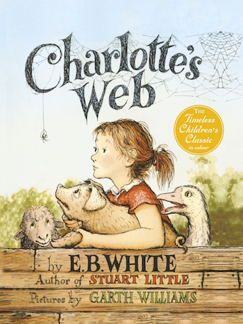 Charlotte's Web is one of the most beloved children's books of all time!