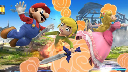 Here's what goodies are coming with the Super Smash Bros. update!