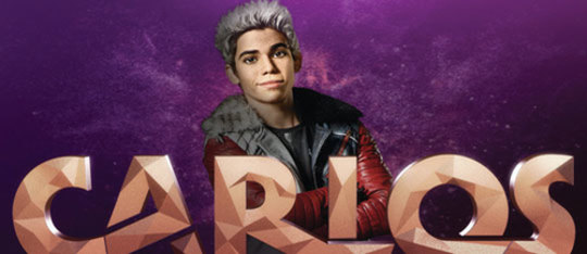 Descendants Sons and Daughters: Cameron Boyce as Carlos