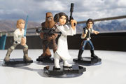 Star Wars Disney Infinity, Batgirl in Arkham Knight and 3D Printing