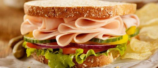 Feature deli meat sandwiches feat