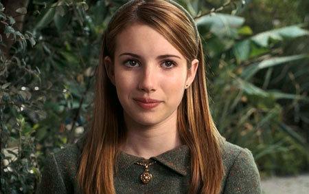 Emma as Nancy Drew