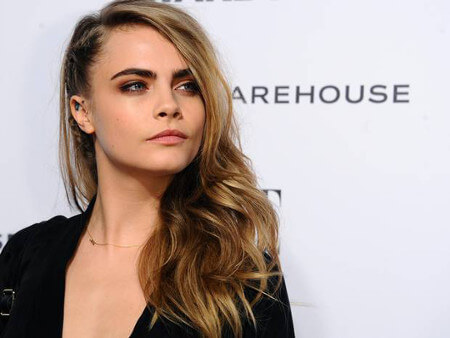 Cara is a model and actress