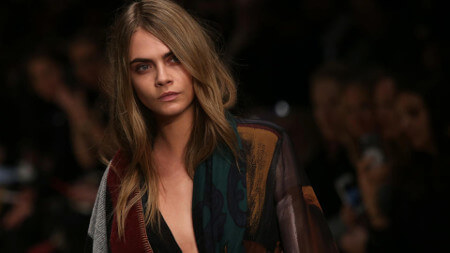 Cara Delevingne has walked the runway for tons of designers