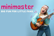 Ticketmaster Launches Minimaster For Its Littlest Fans