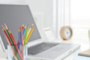 Clutter driving you crazy? Get organized with some simple desk supplies