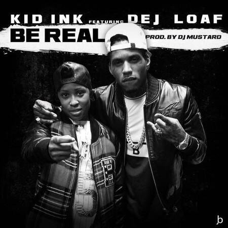 Kid Ink and DeJ Loaf