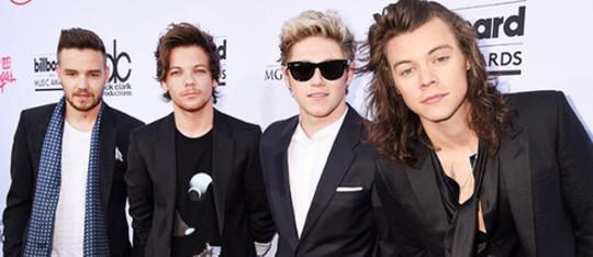 One Direction: Taking a Break