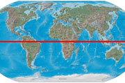 Preview map equator pre